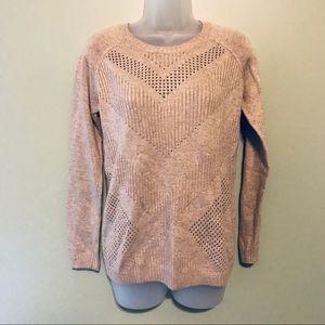 Market & Spruce Knit Sweater, Size Medium